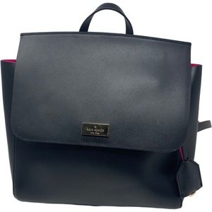 Kate Spade Quincy Putnam Drive Leather Backpack